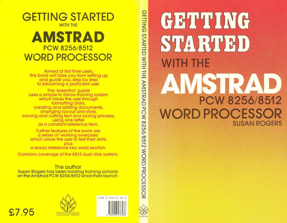 Getting Started with the Amstrad PCW 8256-8512 Word Processor_cover.jpg